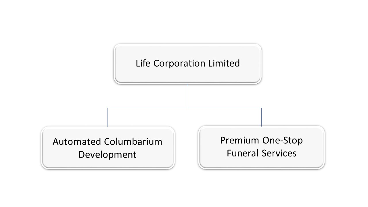 Business Structure Org Chart